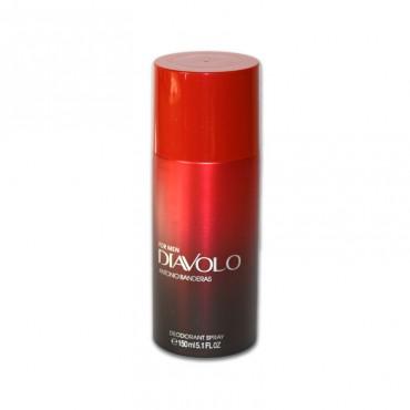 Deodorant spray pentru barbati Antonio Banderas Diavolo 150ml