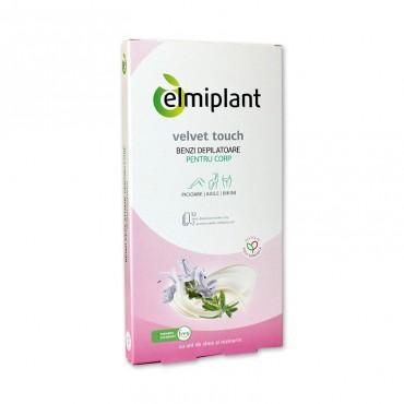 Benzi depilatoare corp Elmiplant 12/set