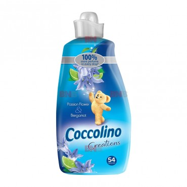 Balsam rufe Coccolino Creations Blue 54 spalari 1.9l