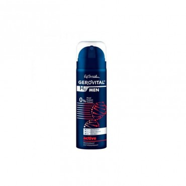 Deodorant antiperspirant spray Gerovital H3 Men Active 150 ml