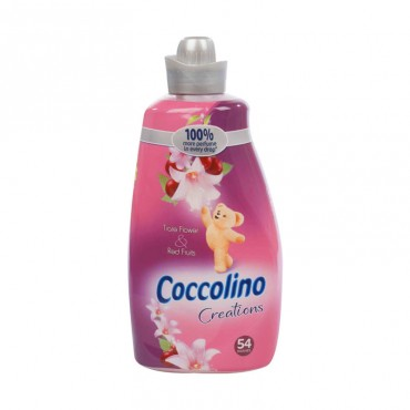 Balsam rufe Coccolino Red Fruits 54 spalari 1.9l