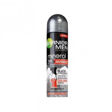 Deodorant antiperspirant spray Garnier Men Black & White 150 ml