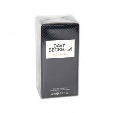 Apa de toaleta David Beckham Classic 40ml