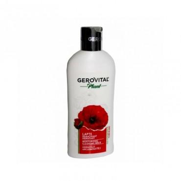 Lapte demachiant hidratant Gerovital Plant 200 ml
