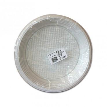 Farfurii de unica folosinta  plate lux 21cm 50/set Est