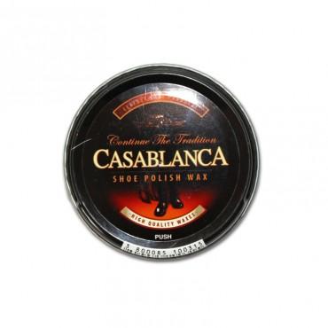 Ceara pentru pantofi neagra Casablanca 40gr