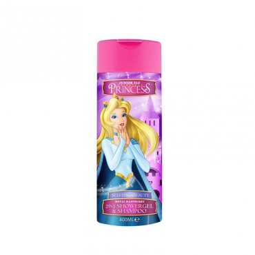 Sampon/Gel de dus Disney Sleeping Beauty 400 ml