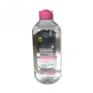 Apa micelara pentru piele sensibila Garnier 400 ml