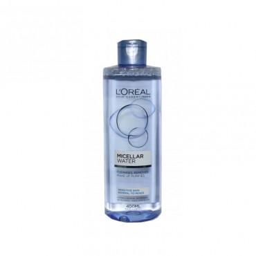 Apa micelara L'Oreal Sensitive & Dry Skin 400 ml