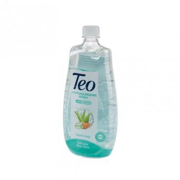 Rezerva sapun lichid hipoalergenic Teo Aloe Vera 900 ml