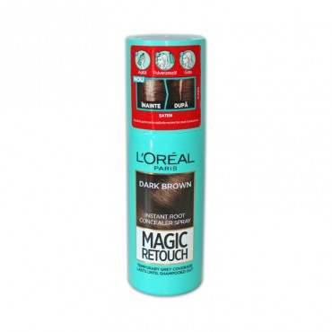 Spray L'Orèal Magic Retouch saten 2/75ml