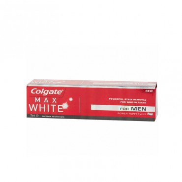 Pasta de dinti Colgate Max White Men 75 ml