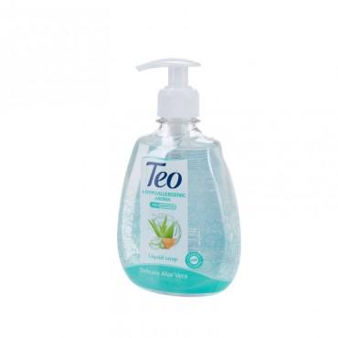 Sapun lichid hipoalergenic Teo Aloe Vera 400 ml
