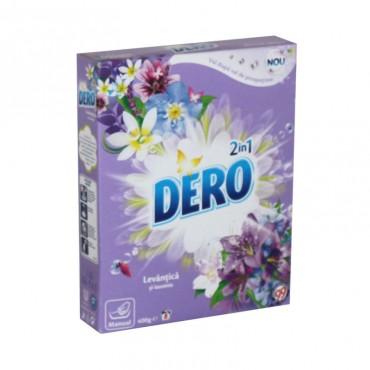 Detergent manual Dero Surf  2 in 1 Levantica si Iasomie 400gr
