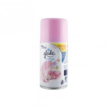 Odorizant spray automatic rezerva Glade White Lilliac 269ml
