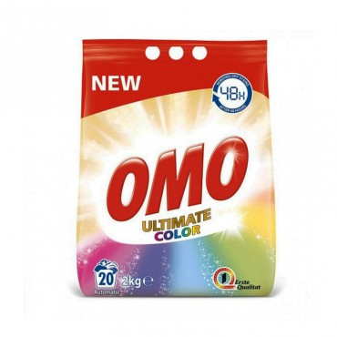 Detergent automat Omo Ultimate Color 2kg