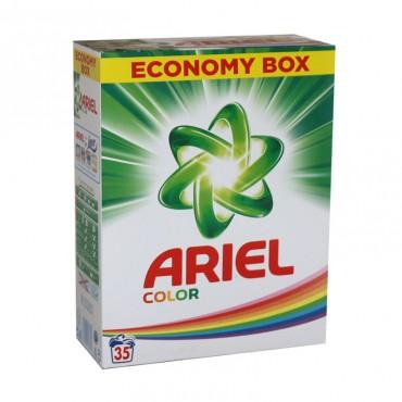 Detergent automat  Ariel color 35 spalari 2.625 kg