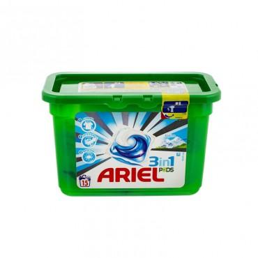 Detergent automat Ariel capsule Alpine 15x29.9 ml
