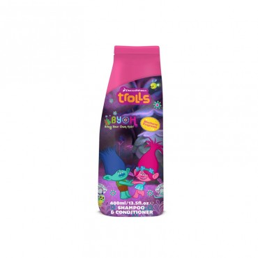 Sampon Disney Trolls 400 ml