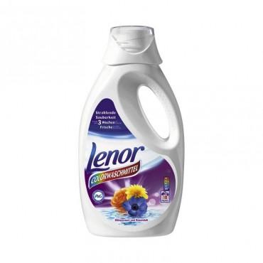 Detergent lichid Lenor Color 18 spalari 1.26l