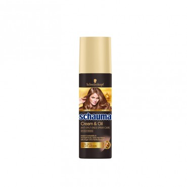 Balsam par Schwarzkopf Schauma Cream & Oil 200 ml