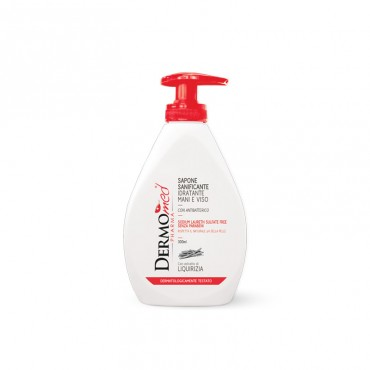 Sapun lichid antibacterian hidratant Dermomed Liquirizia 1 L