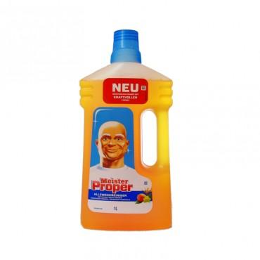 Detergent universal pentru suprafete Mr Proper Tropical 1l