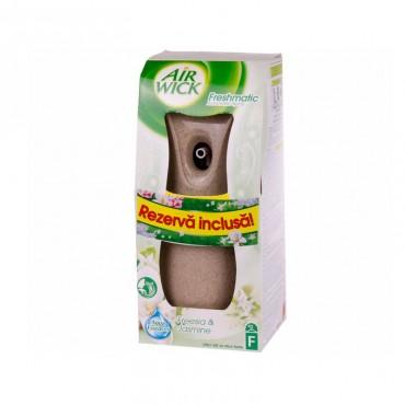 Odorizant Air Wick aparat + rezerva Turquoise Oasis 250 ml