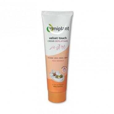 Crema depilatoare piele sensibila Elmiplant 150 ml