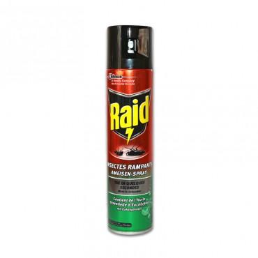 Insecticid Raid spray gandaci furnici 400ml eucalipt