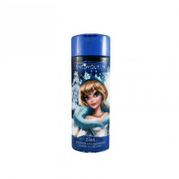 Gel dus pentru copii Disney Snow Queen Blonde 400 ml