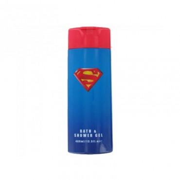 Spuma de baie pentru copii Disney Superman 400 ml