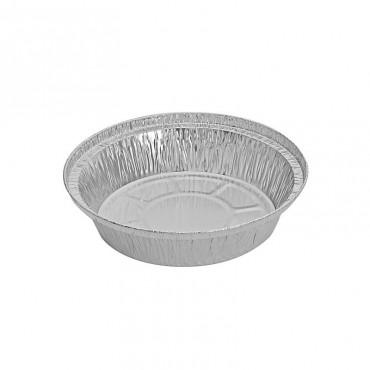 Caserola rotunda Aluminu 3/set Est