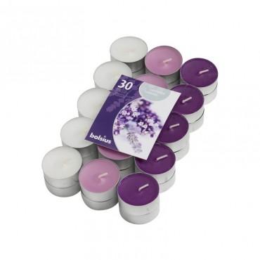 Lumanari pastila parfumate liliac 30/set 4h
