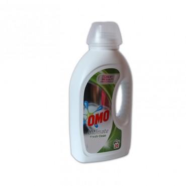 Detergent lichid Omo Ultimate Fresh Clean 1.4