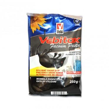 Pasta pentru soareci Vebitox 250gr.