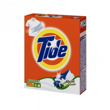 Detergent automat Tide cutie Alpine Fresh 400gr