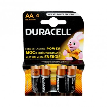 Duracell AA R6 1.5V