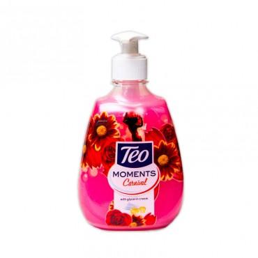 Sapun lichid Teo Carnival cu glicerina 400 ml