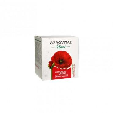 Crema hidratanta pentru fata Gerovital Plant 50 ml