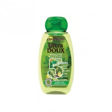 Sampon Garnier Ultra Doux 5 plante 250 ml