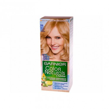 Vopsea de par Garnier Color Naturals blond natural super deschis 110