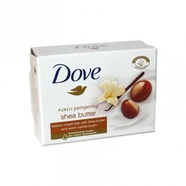 Sapun crema Dove shea butter 100gr.