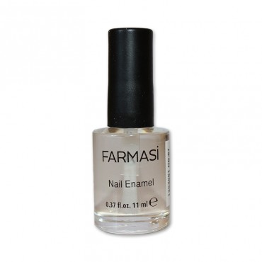 Lac de unghii Farmasi transparent 01, 11ml
