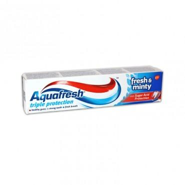 Pasta de dinti Aquafresh Fresh & Minty 50 ml
