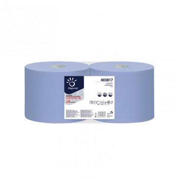 Rola industriala hartie Papernet 3 straturi 500 foi 2/set