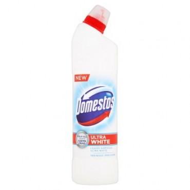 Detartrant Domestos Ultra White 750 ml