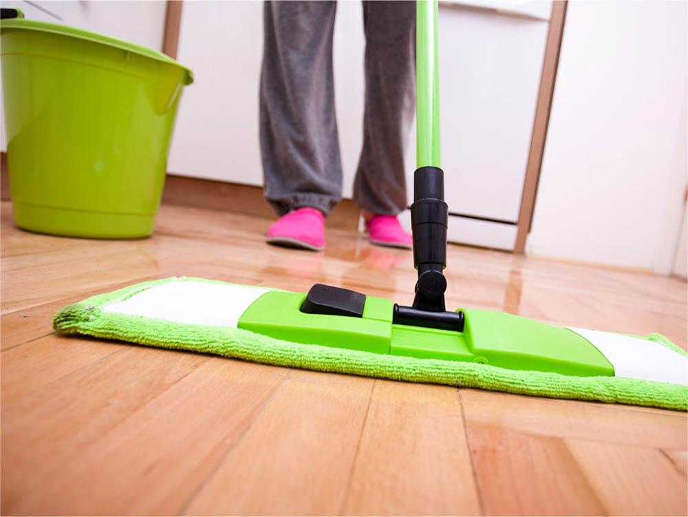 Cum să curățați podelele: lemn, gresie, covor și orice altceva