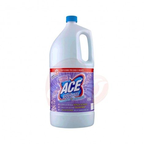 Detergent gel+ inalbitor Ace armonie florala 2.5 l