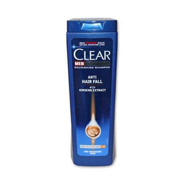 Sampon Clear Men Anti Hair Fall 400ml